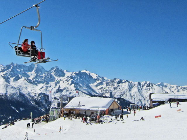 Snowboard 4vallees