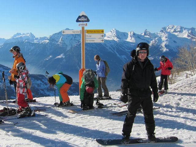 Ski 4 Vallées