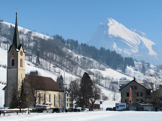 Alt St Johann, Eastern Switzerland