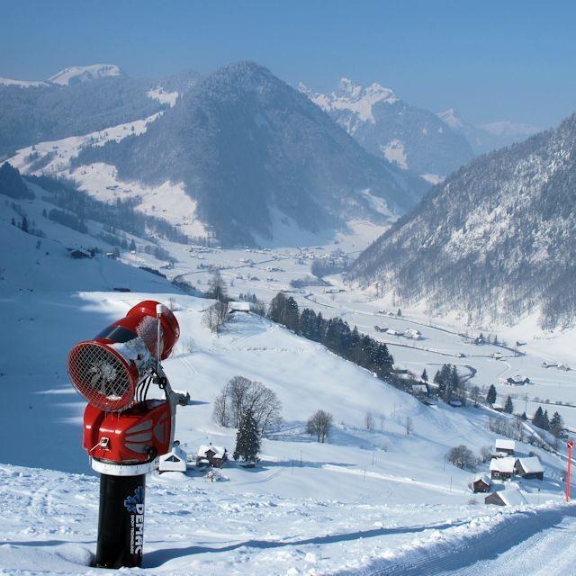 Snowboard altstjohann