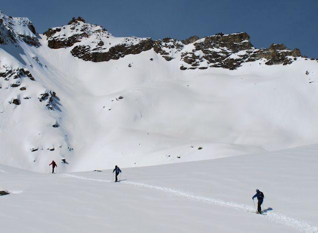 Snowboard arolla