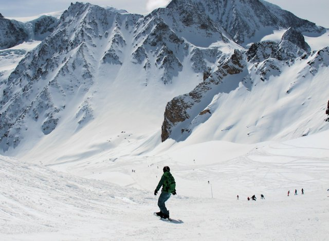 Ski Arolla