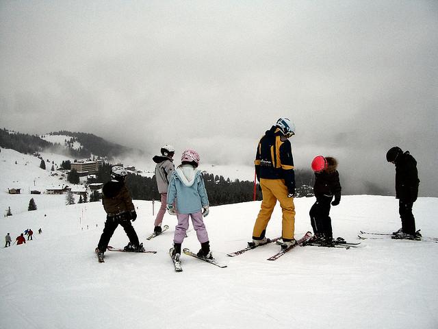 Snowboard arosa