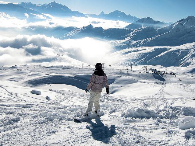 Ski and Snowboard Belalp