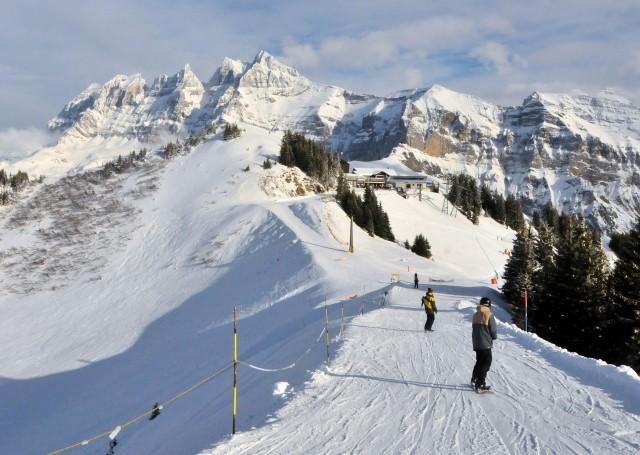 Ski Champéry