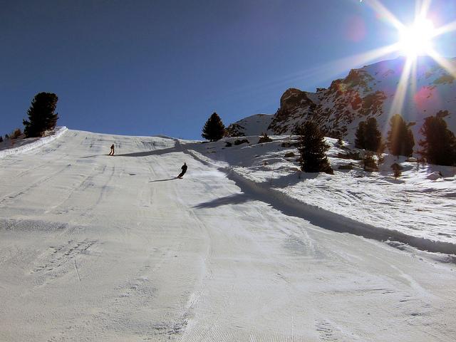 Ski and Snowboard Chandolin