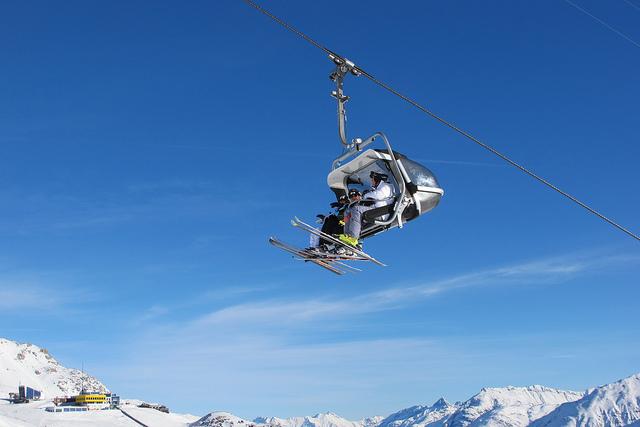 Ski and Snowboard Corviglia