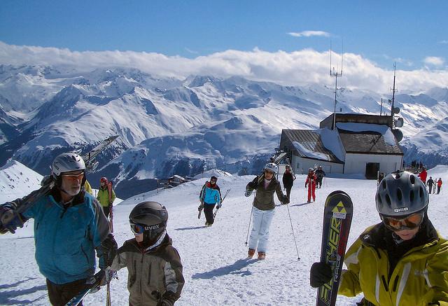 Ski and Snowboard Davos