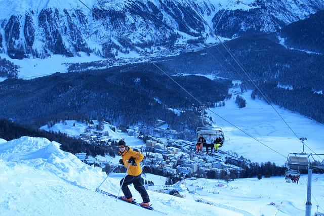 Ski and Snowboard Engadine
