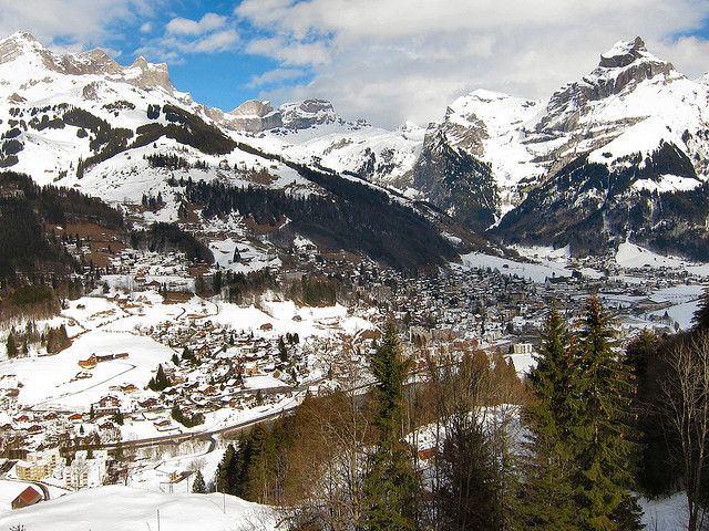 Engelberg, Central Switzerland
