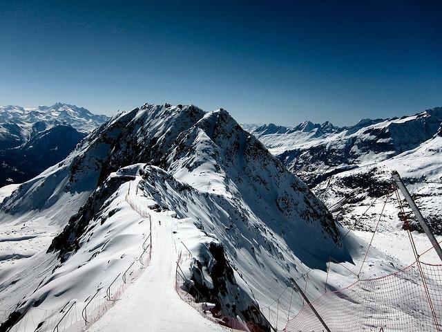 Snowboard fiesch-eggishorn