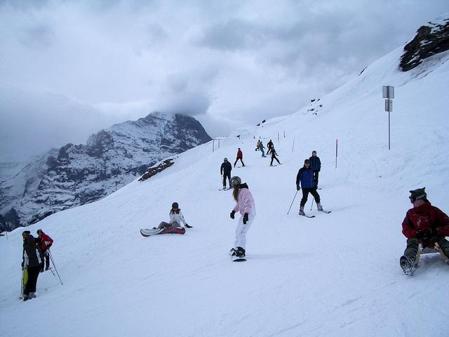 Ski and Snowboard First