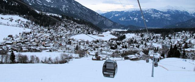 Ski and Snowboard Flims Laax Falera