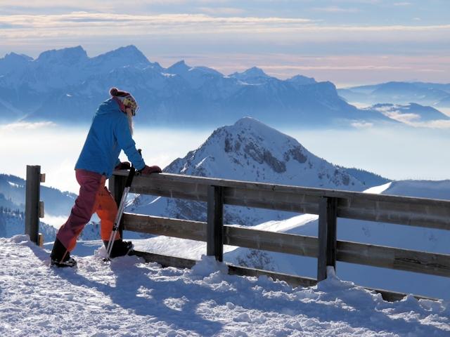 Ski and Snowboard Fribourg Region