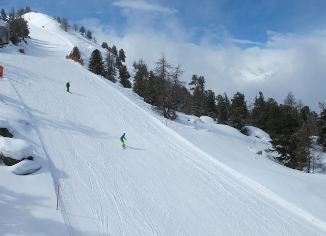 Ski and Snowboard Grächen
