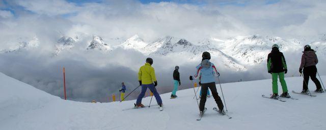Snowboard grachen