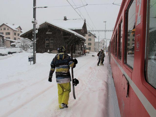 Ski and Snowboard Grüsch-Danusa