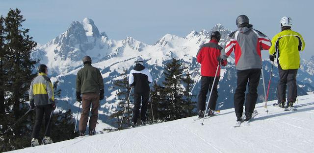 Ski Gstaad