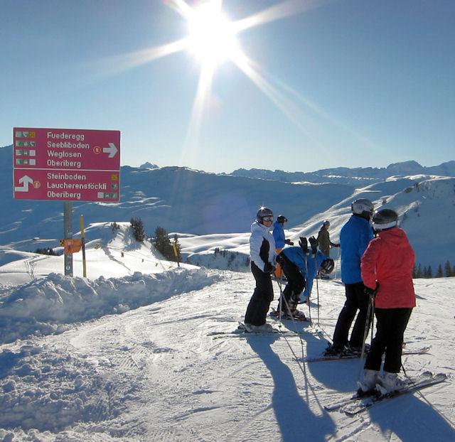 Ski and Snowboard Hoch-Ybrig