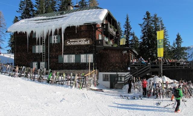 Snowboard kitzbuhel
