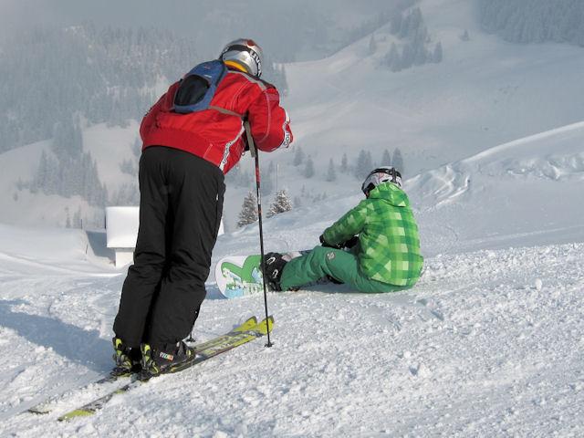 Ski and Snowboard Klewenalp