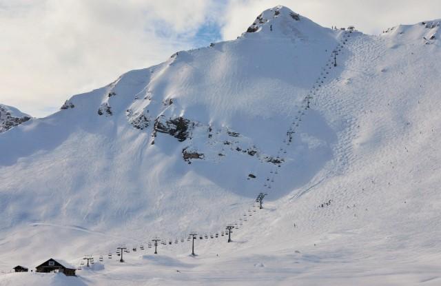 Snowboard lescrosets