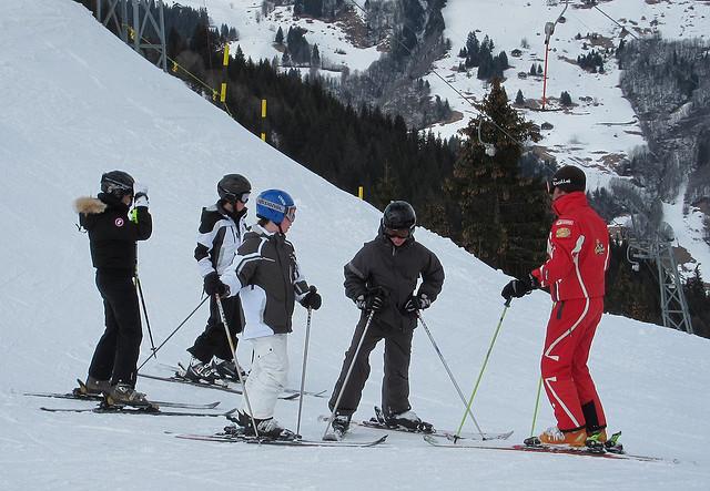 Ski Les Diablerets