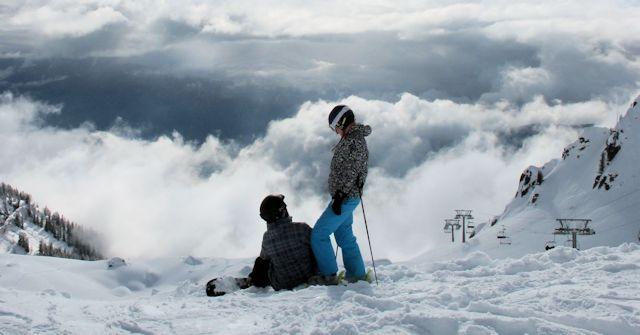 Snowboard lesmarecottes