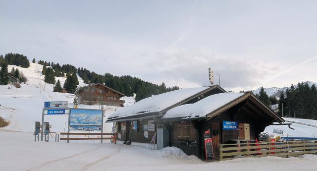 Ski and Snowboard Les Mosses