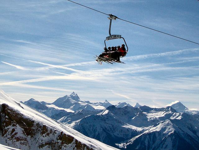 Ski and Snowboard Leukerbad