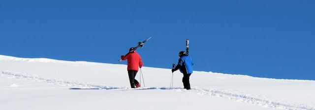 Ski Mayrhofen by train