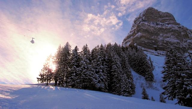 Ski and Snowboard Moléson