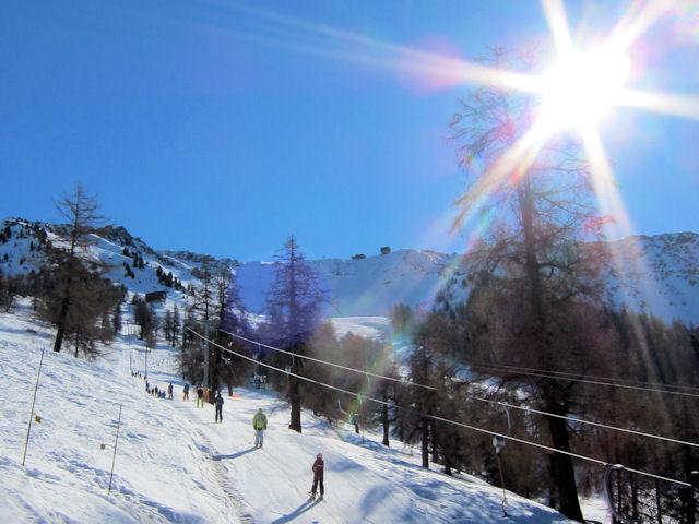 Snowboard nendaz