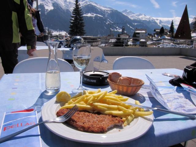 Lunch in Val Lumnezia