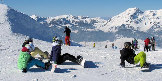 Ski and Snowboard Obertoggenburg