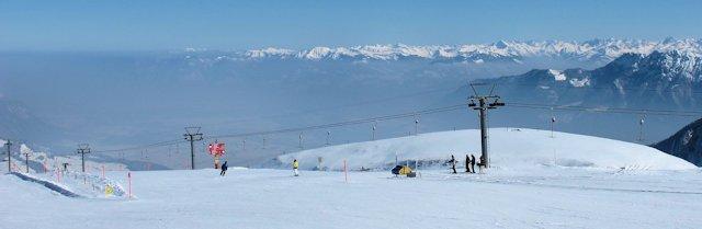 Snowboard obertoggenburg