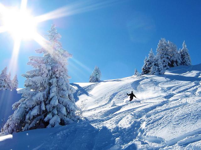 Ski and Snowboard Pizol
