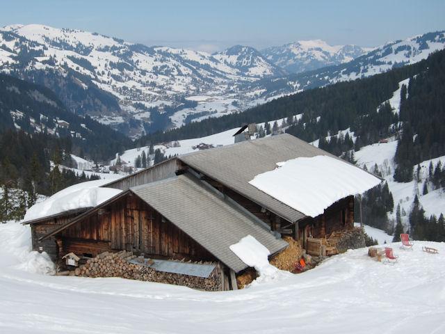 Snowboard rougemont