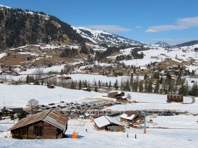 Ski and Snowboard Saanen