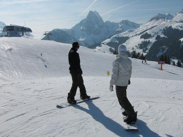 Ski Saanen