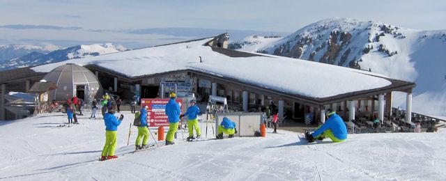 Ski Saanenmöser