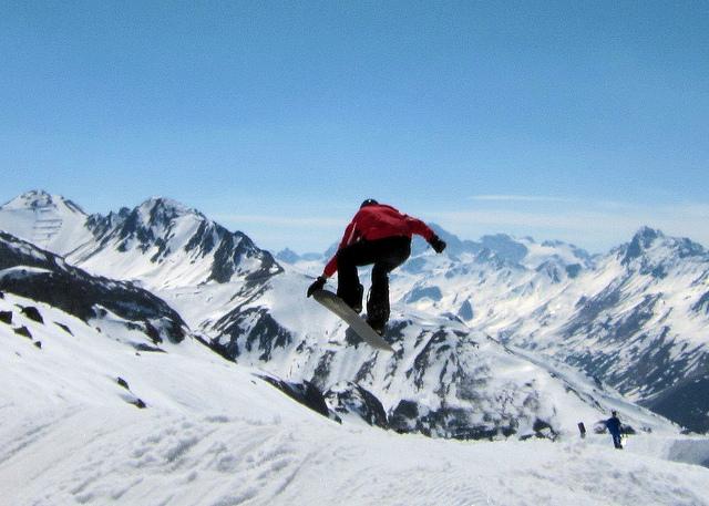 Ski and Snowboard Samnaun