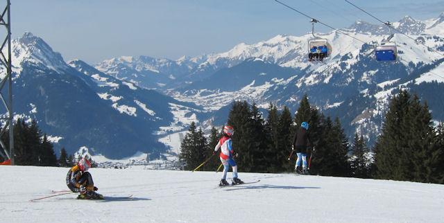 Snowboard schonried