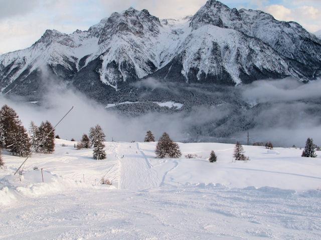 Ski Scuol