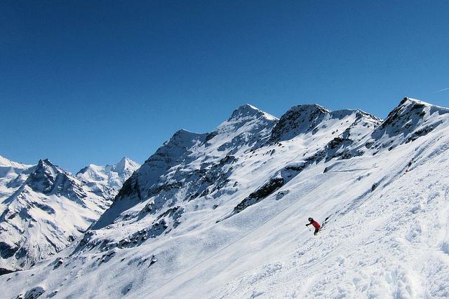 Ski and Snowboard Sierre-Anniviers