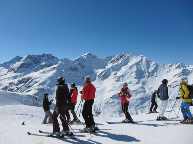 Ski and Snowboard St Anton