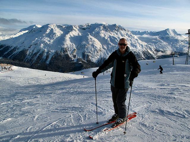 Ski and Snowboard St Moritz