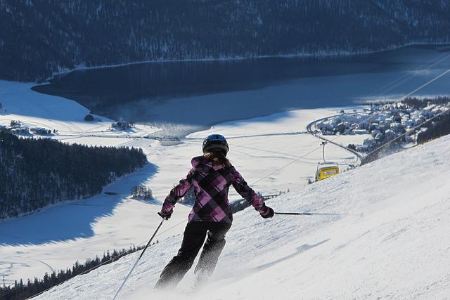 Ski St Moritz