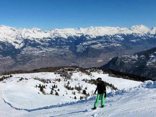 Snowboard thyon
