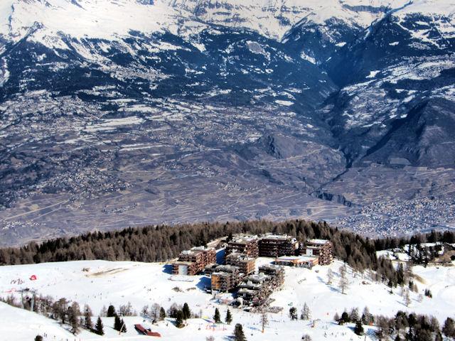 Ski Thyon